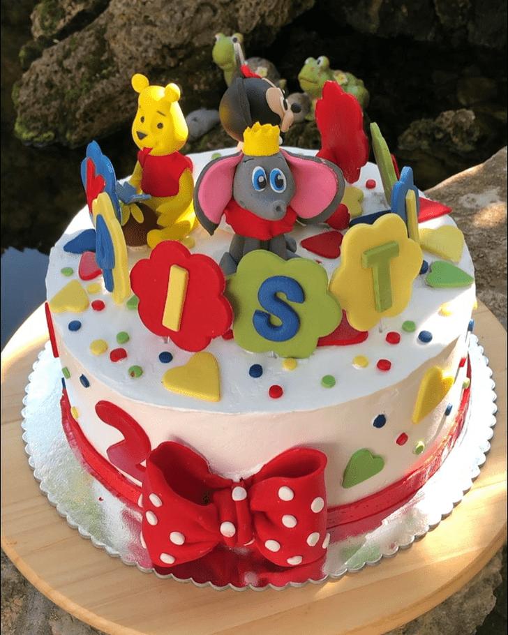 Nice Dumbo Cake