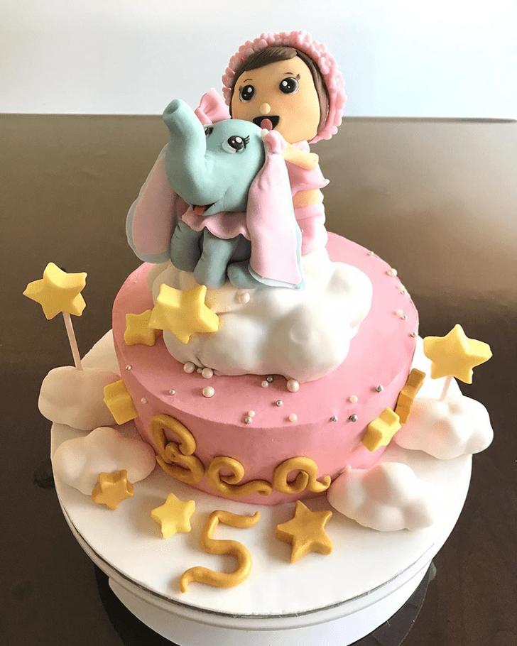 Superb Dumbo Cake