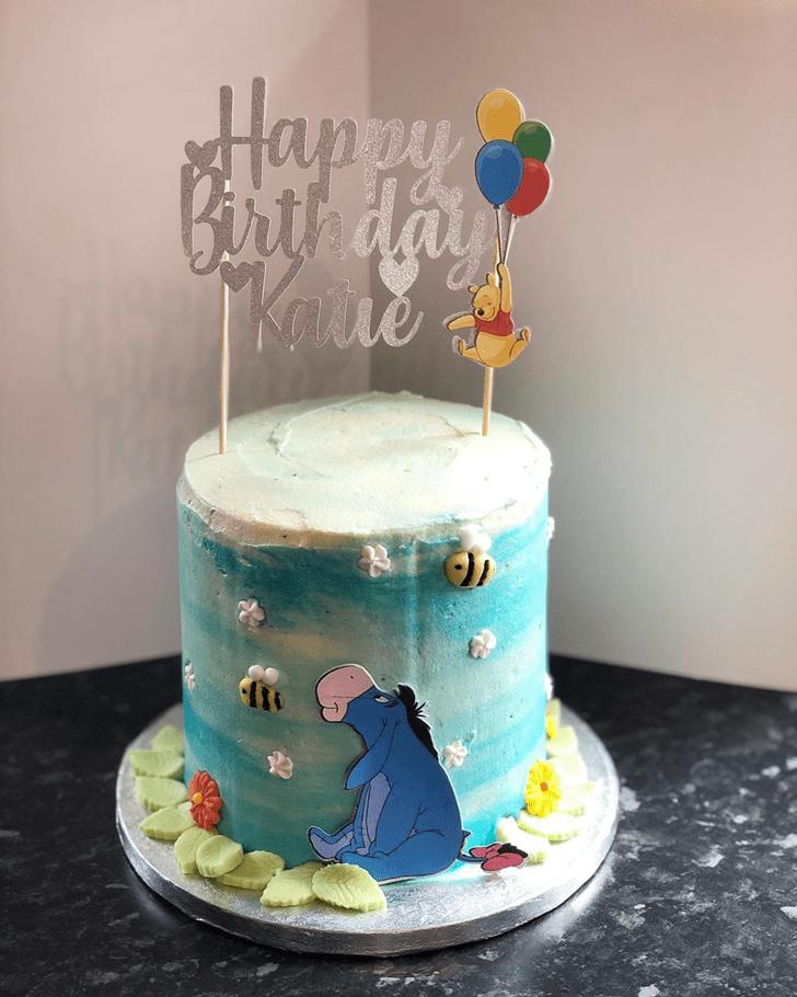 Graceful Eeyore Cake
