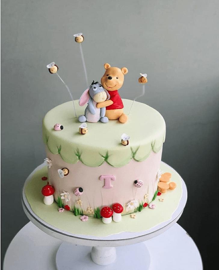 Grand Eeyore Cake