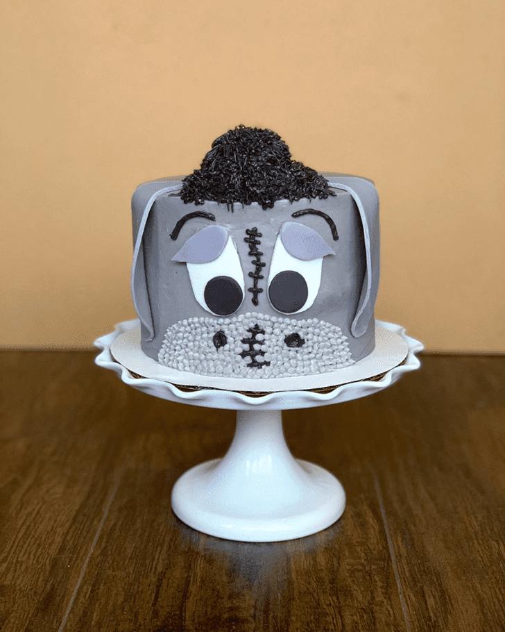 Handsome Eeyore Cake
