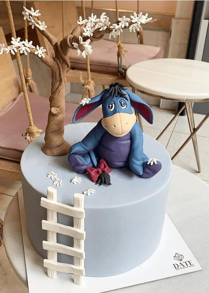 Ideal Eeyore Cake