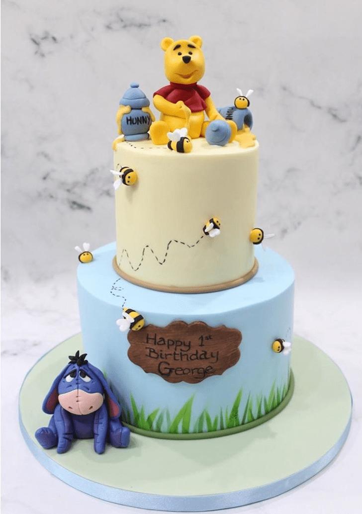 Nice Eeyore Cake