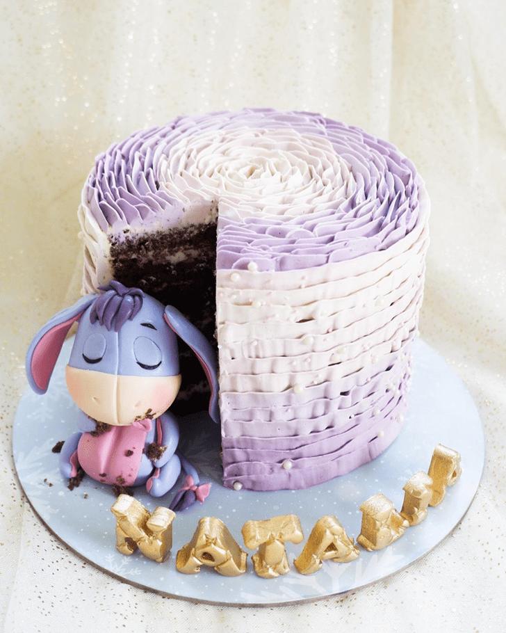 Ravishing Eeyore Cake