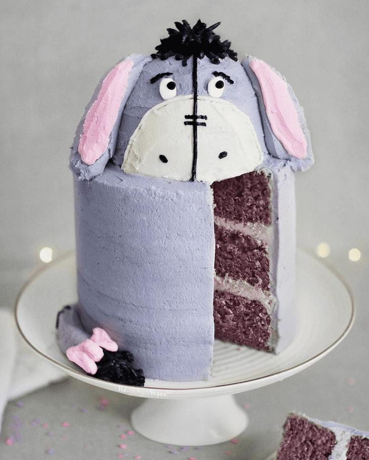 Stunning Eeyore Cake