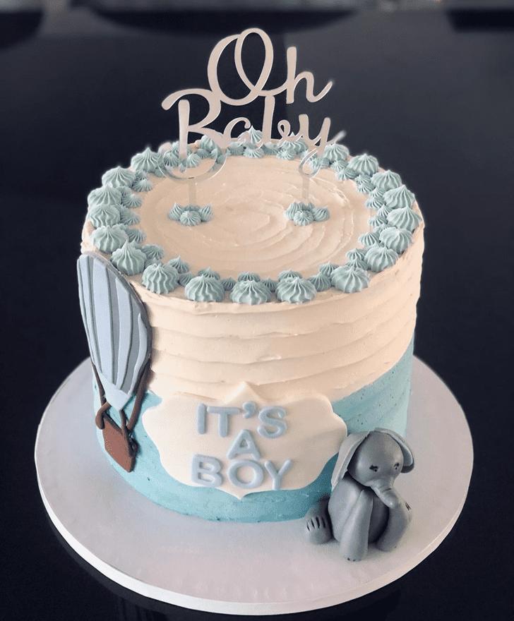 Excellent Elephant Cake