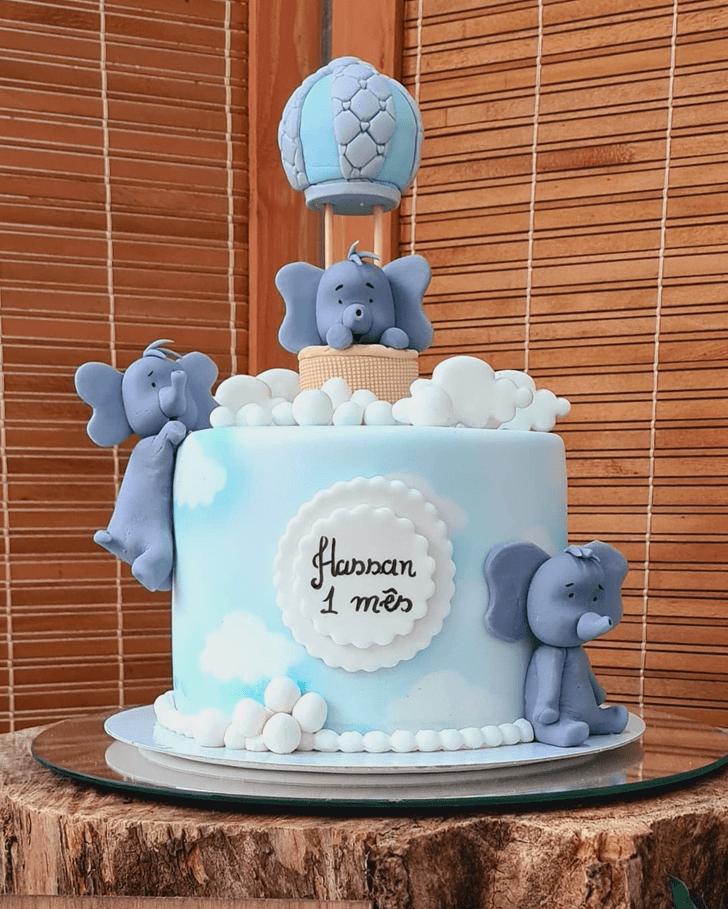 Slightly Elephant Cake