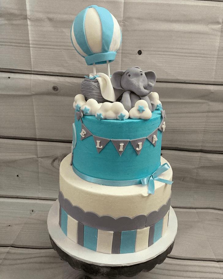 Splendid Elephant Cake