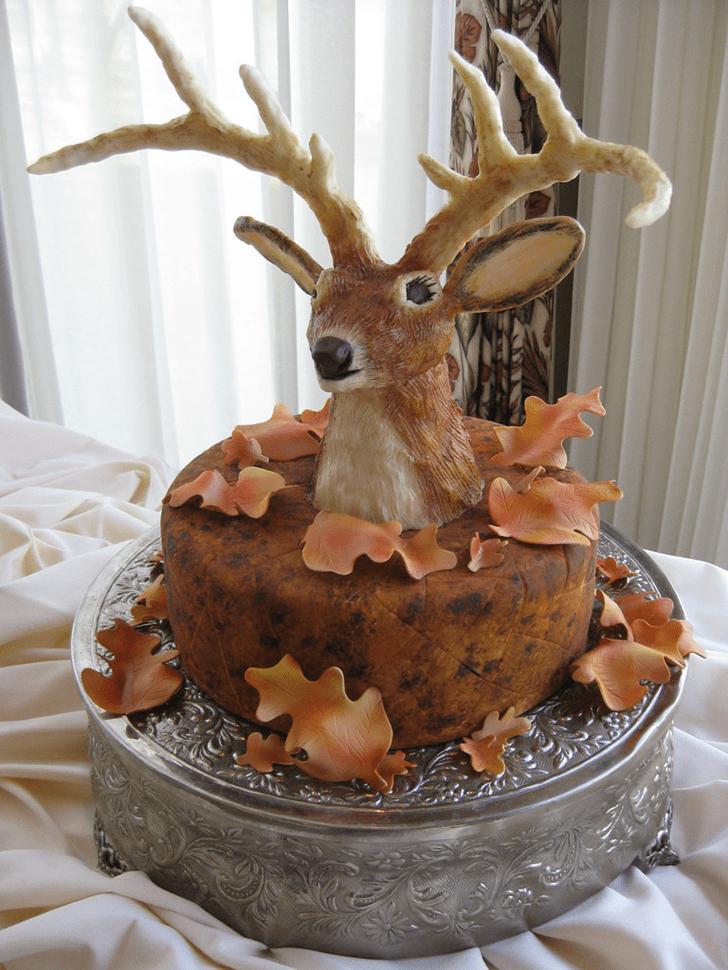 Fine Elk Cake