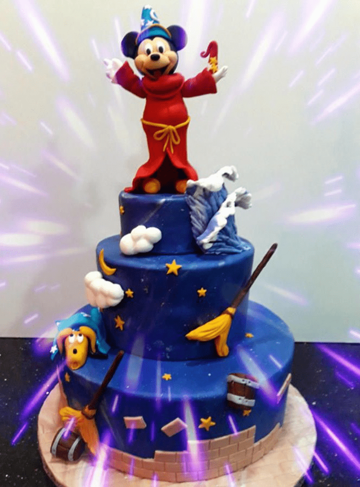 Adorable Fantasia Cake