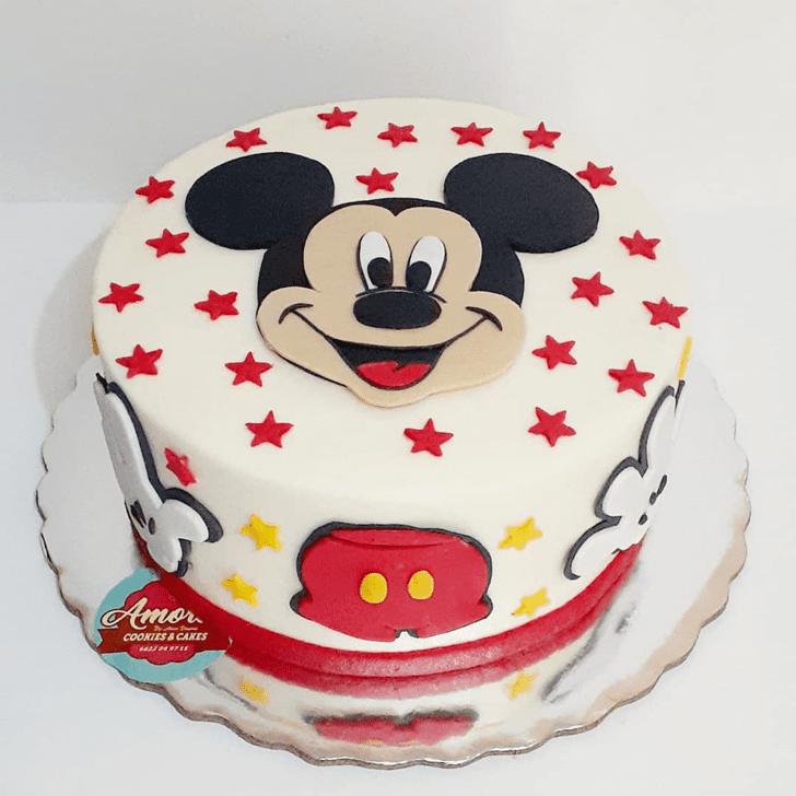 Bewitching Fantasia Cake