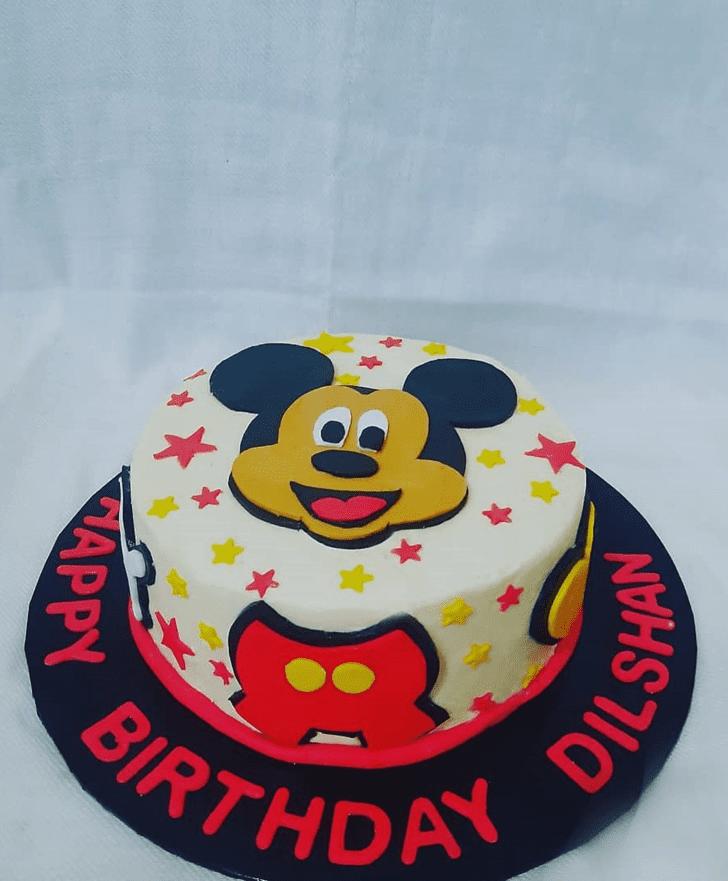 Charming Fantasia Cake