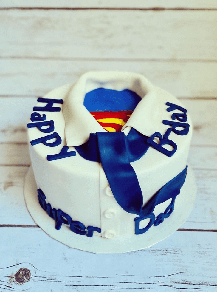 Angelic Father Cake