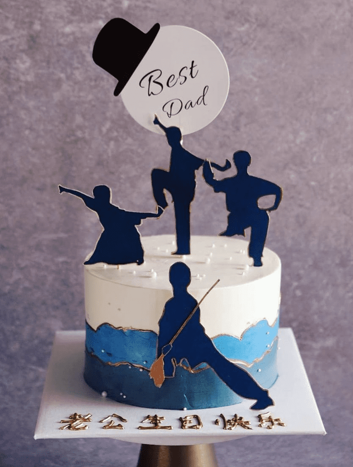 Beauteous Father Cake