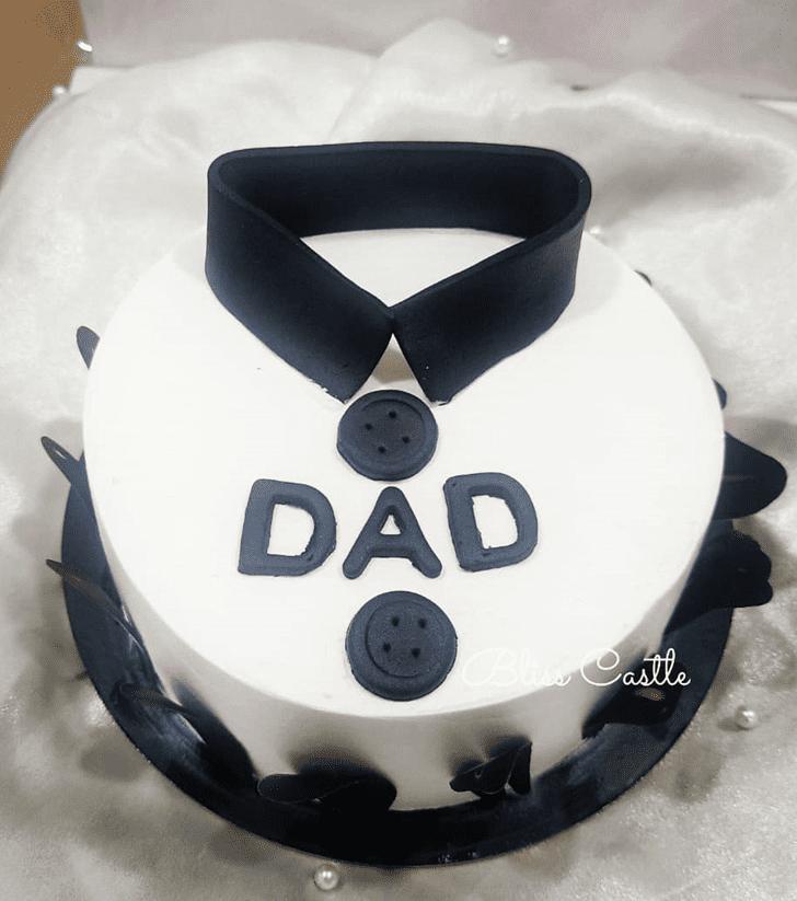 Captivating Father Cake