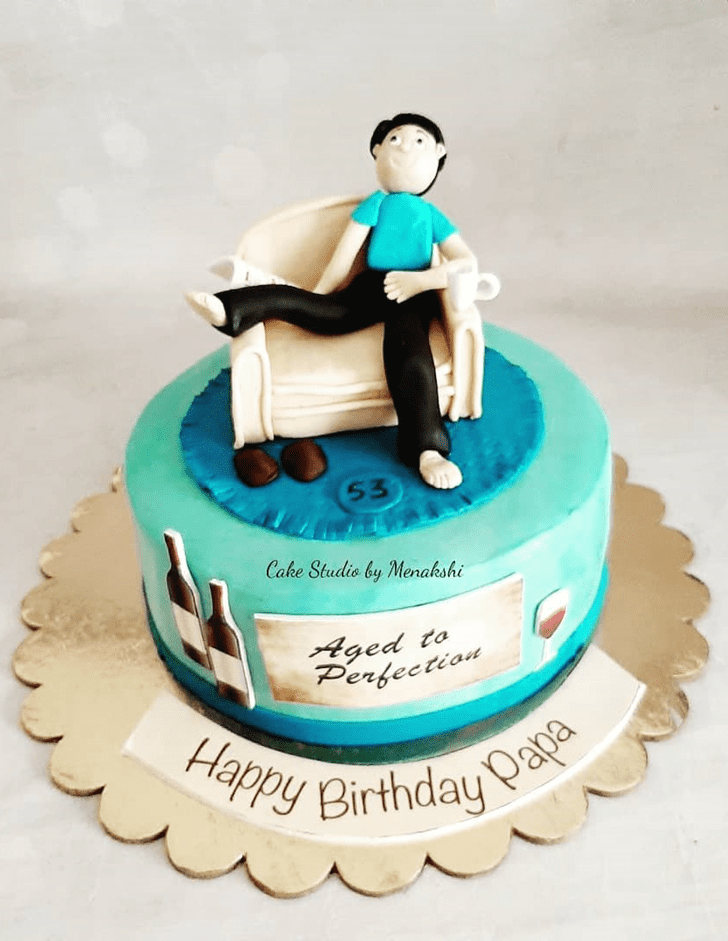 Comely Father Cake