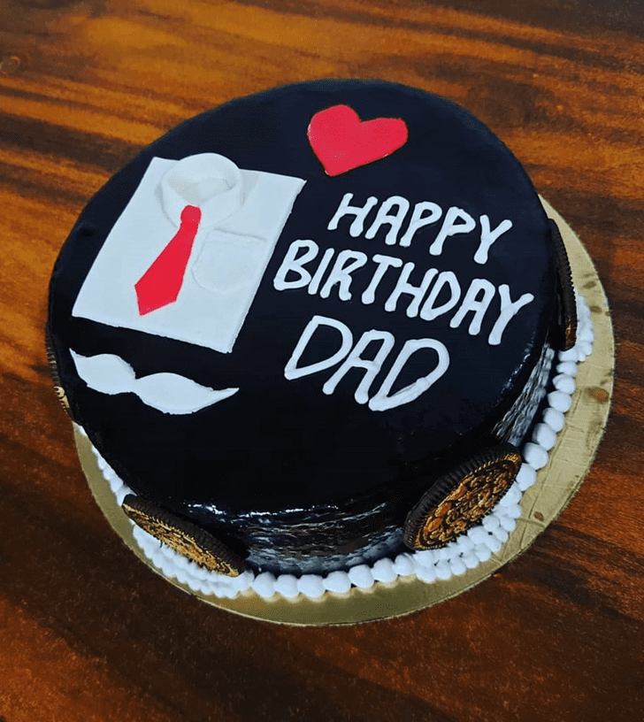 Enthralling Father Cake