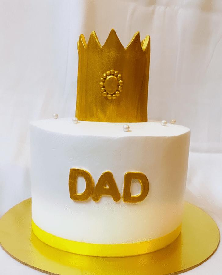 Fair Father Cake