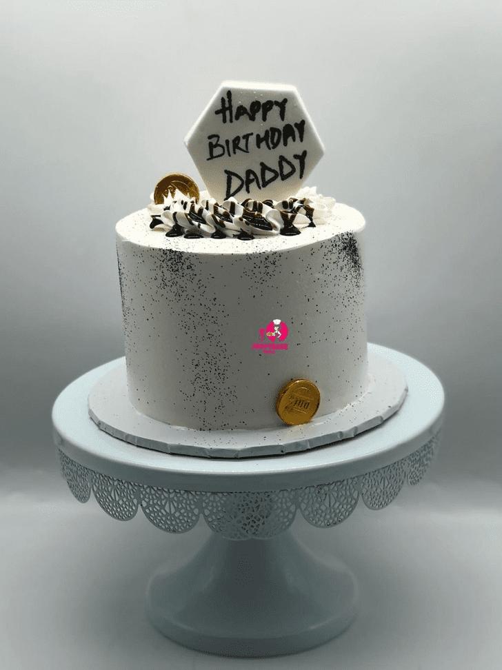 Gorgeous Father Cake