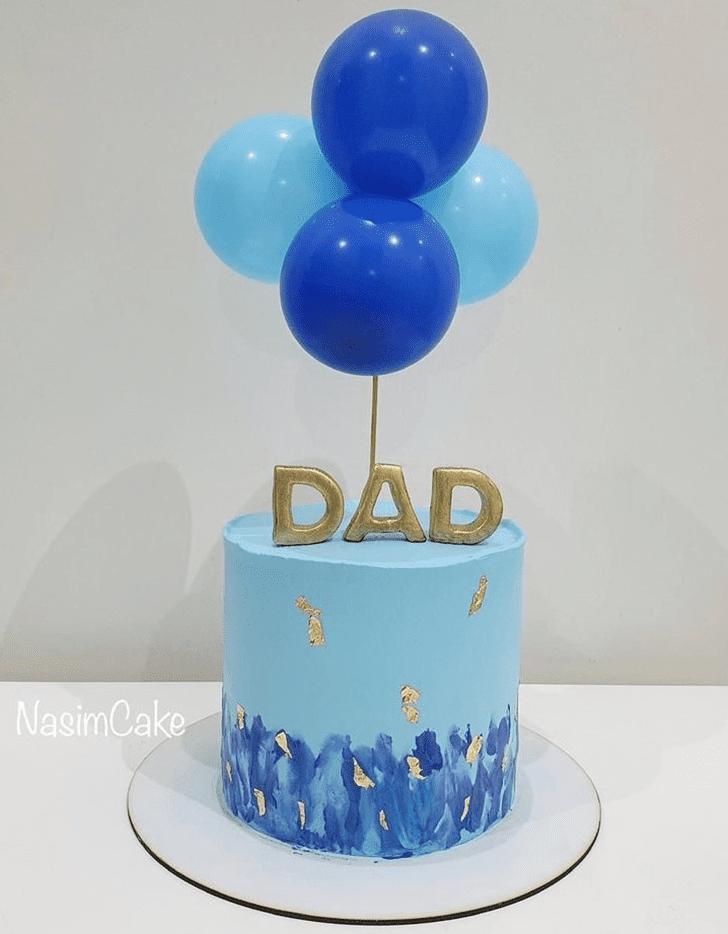 Inviting Father Cake