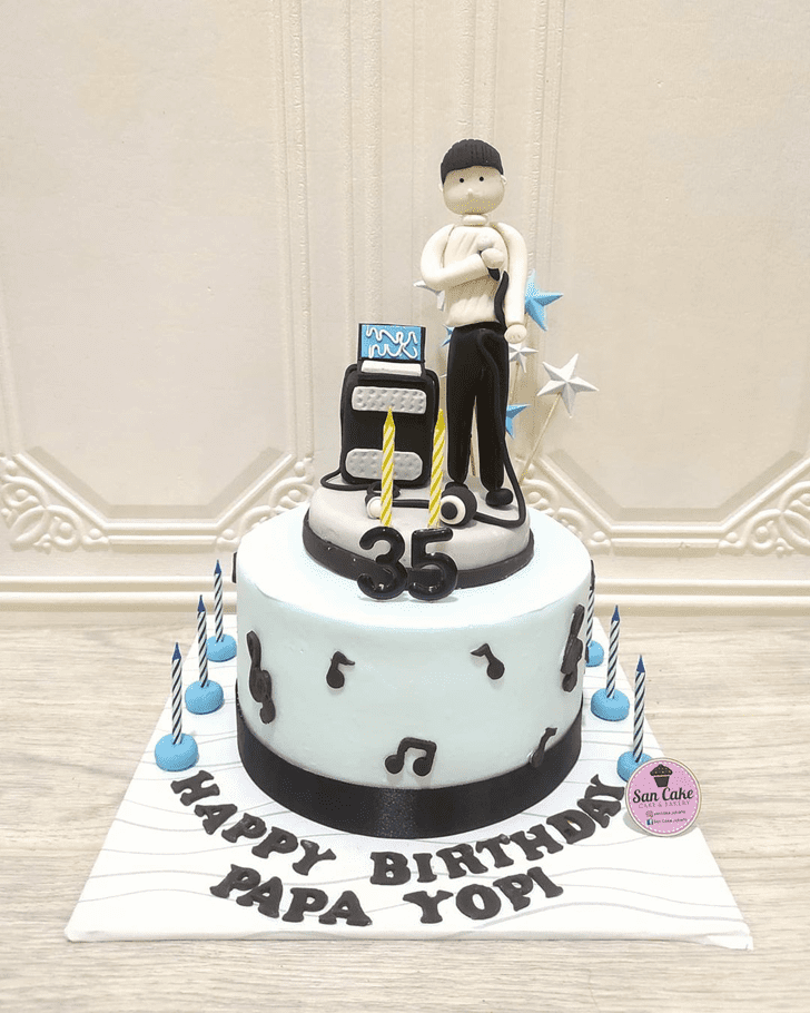Marvelous Father Cake