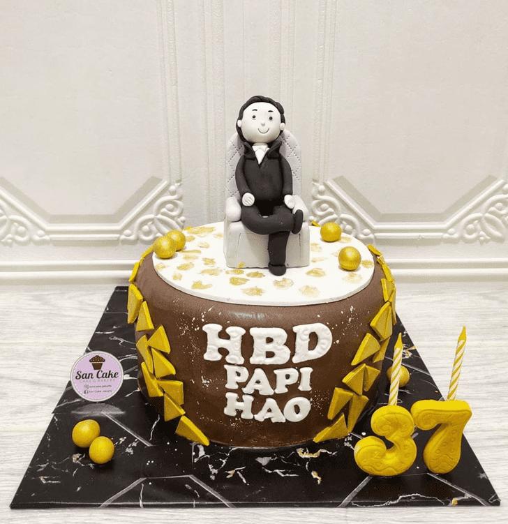 Mesmeric Father Cake