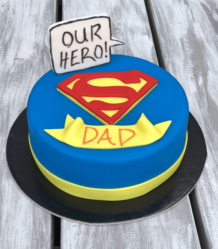 Radiant Father Cake