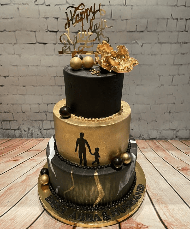 Refined Father Cake