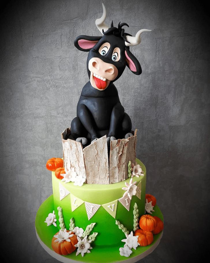 Angelic Ferdinand Cake