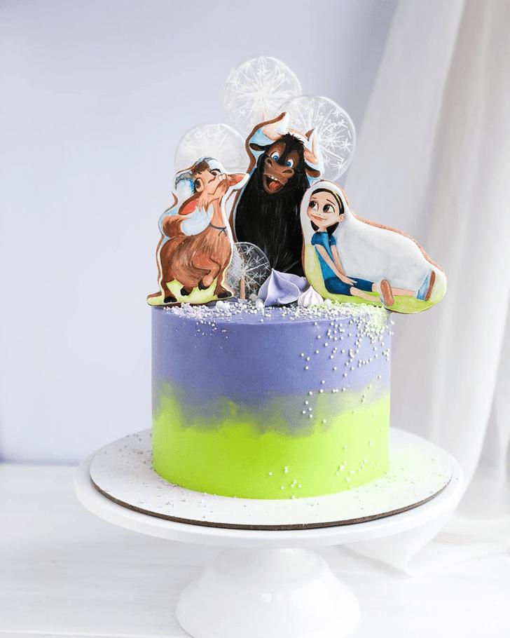 Bewitching Ferdinand Cake