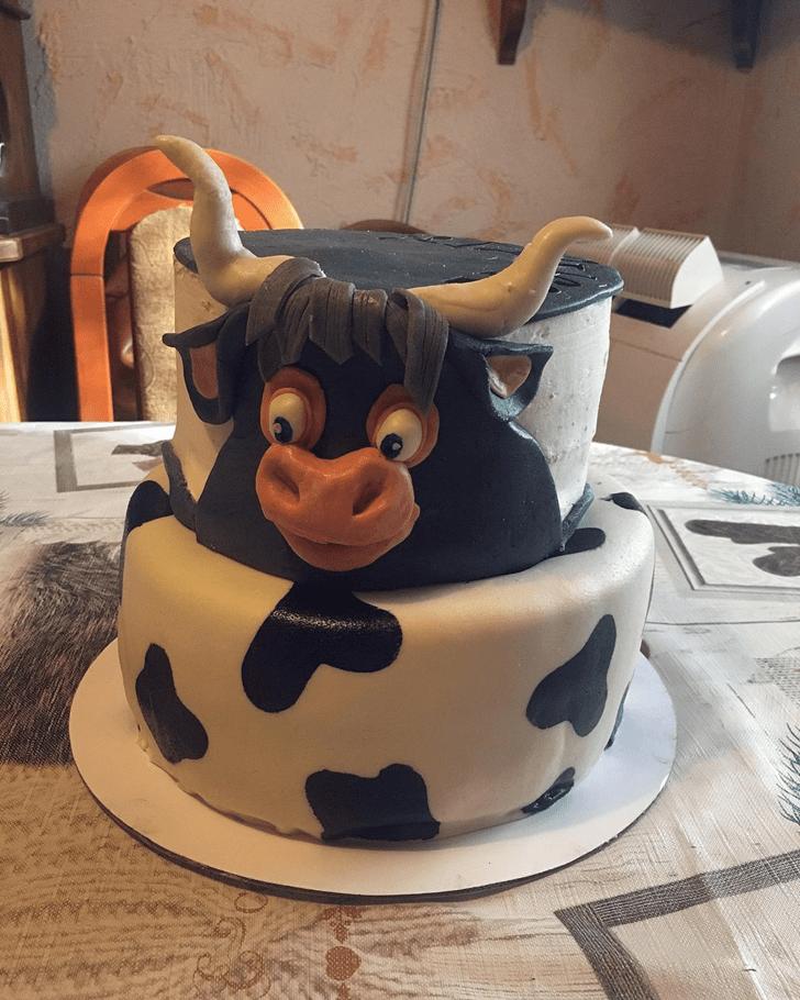 Captivating Ferdinand Cake