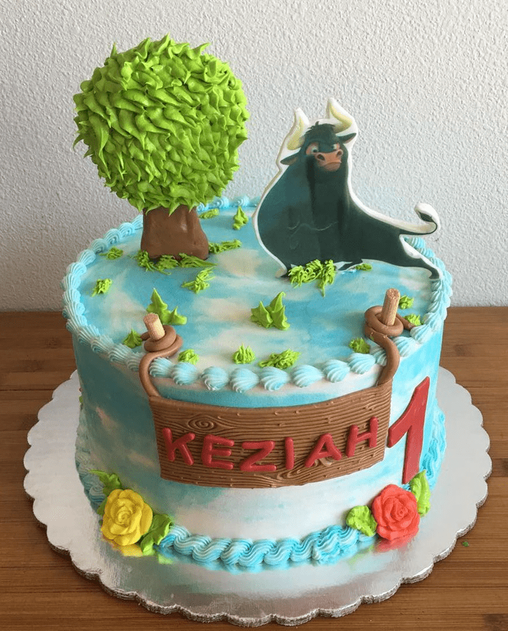 Comely Ferdinand Cake