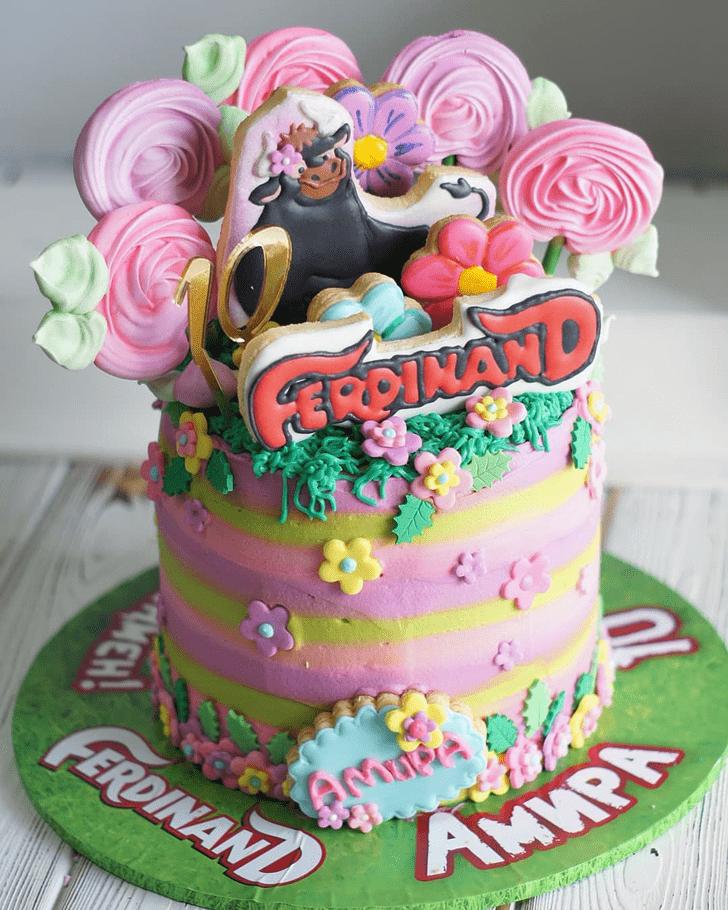 Cute Ferdinand Cake