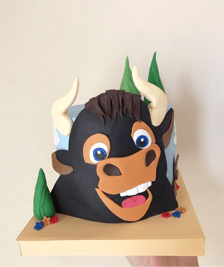 Dazzling Ferdinand Cake