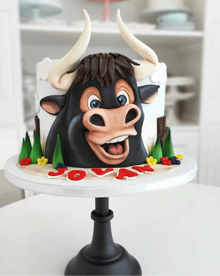 Enthralling Ferdinand Cake