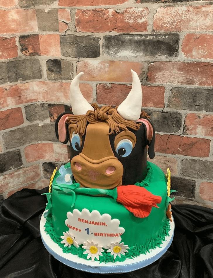 Fine Ferdinand Cake