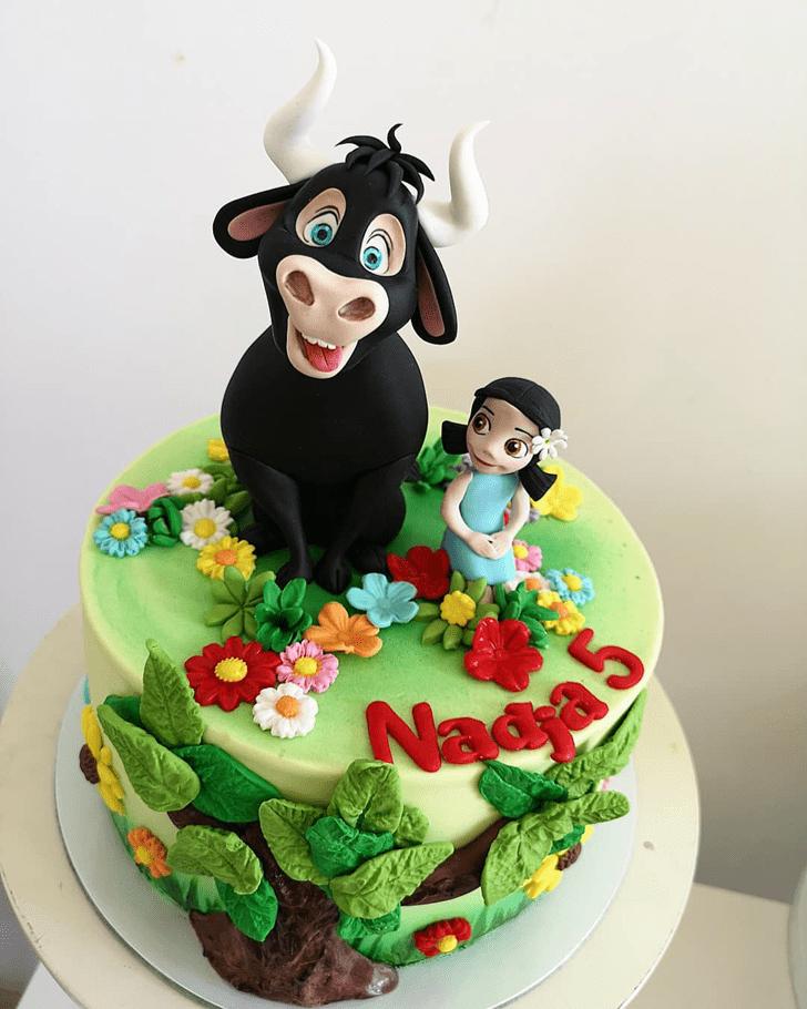 Mesmeric Ferdinand Cake