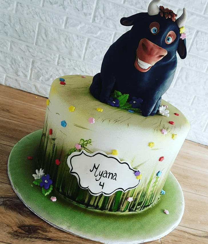 Pleasing Ferdinand Cake