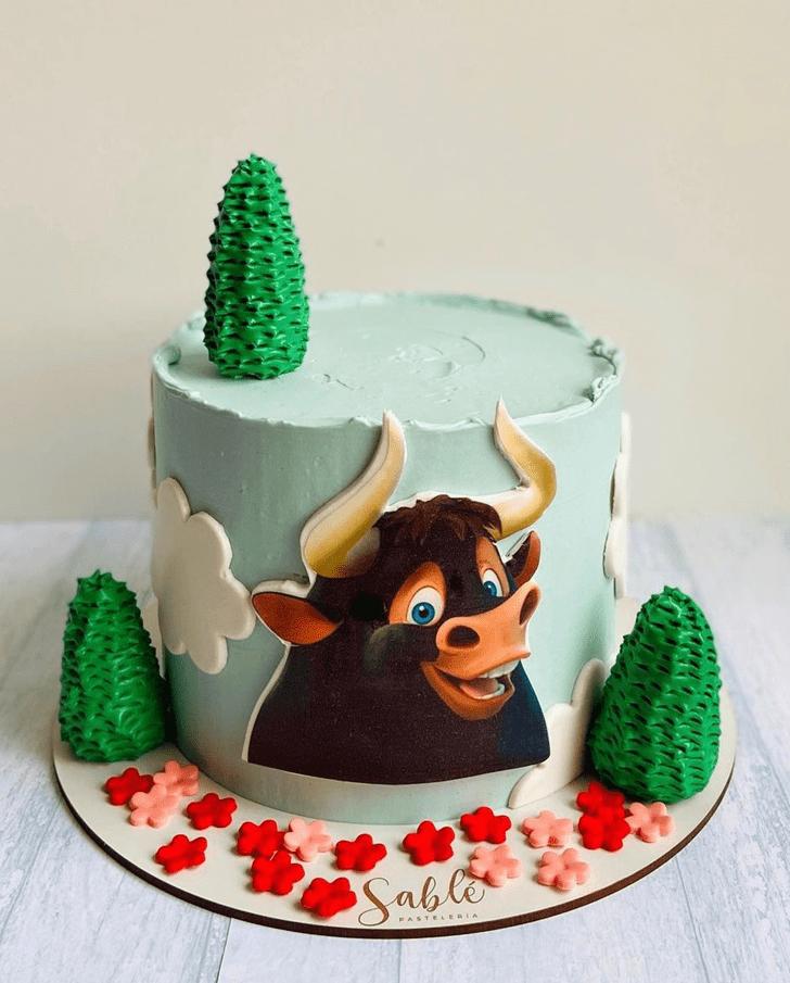 Pretty Ferdinand Cake