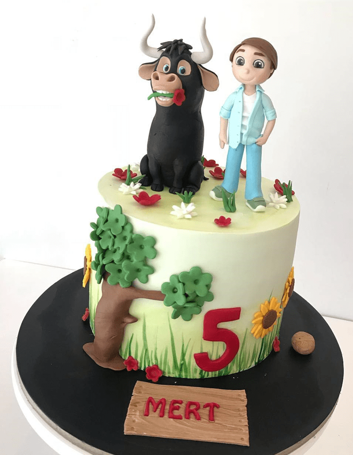 Radiant Ferdinand Cake