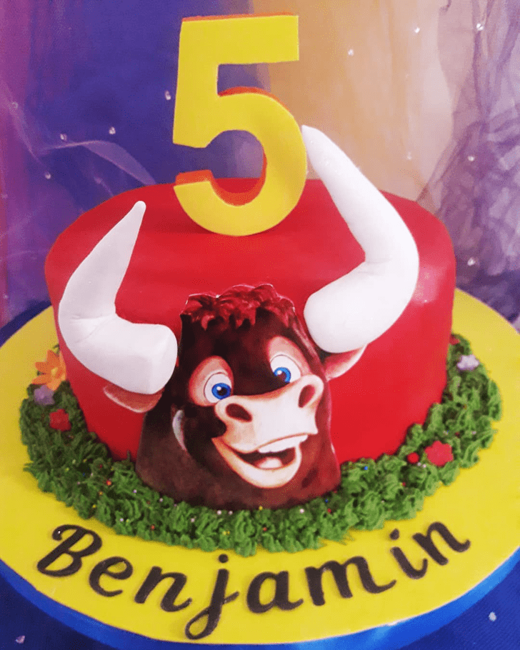 Slightly Ferdinand Cake
