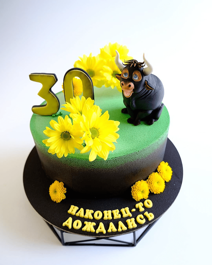 Wonderful Ferdinand Cake Design