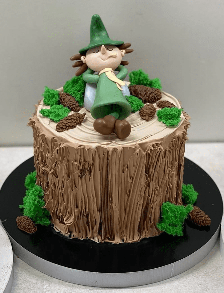 AnForestic Forest Cake