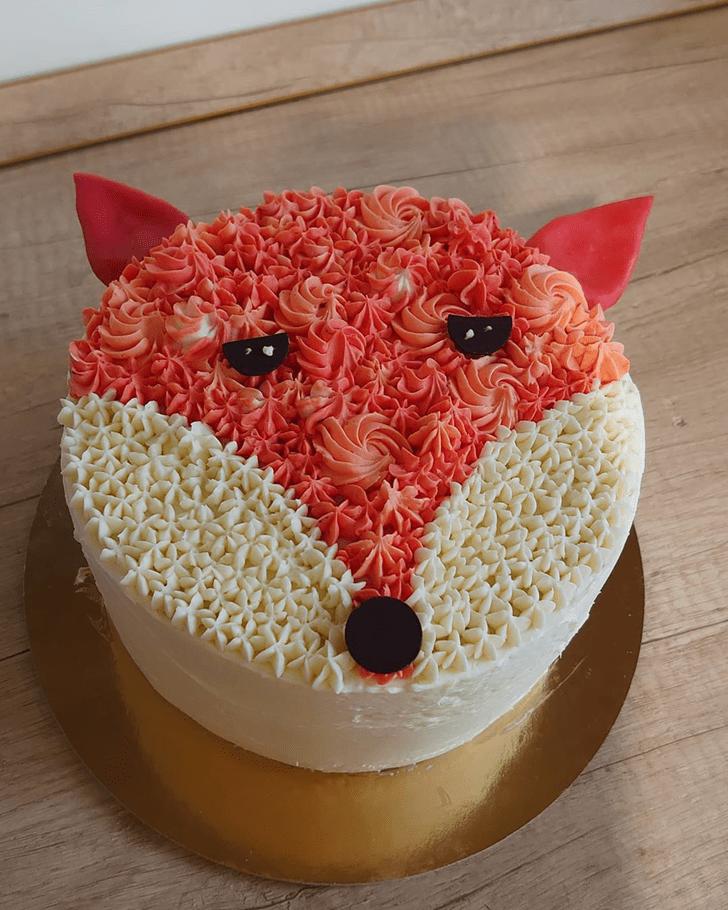 Divine Fox Cake