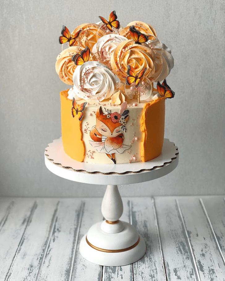 Excellent Fox Cake