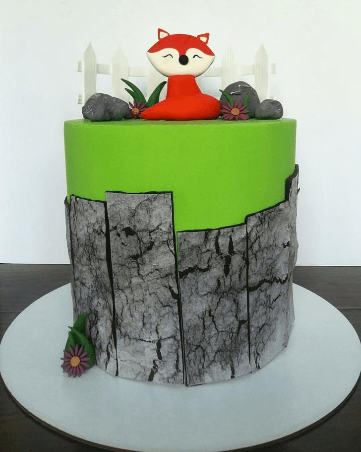 Grand Fox Cake