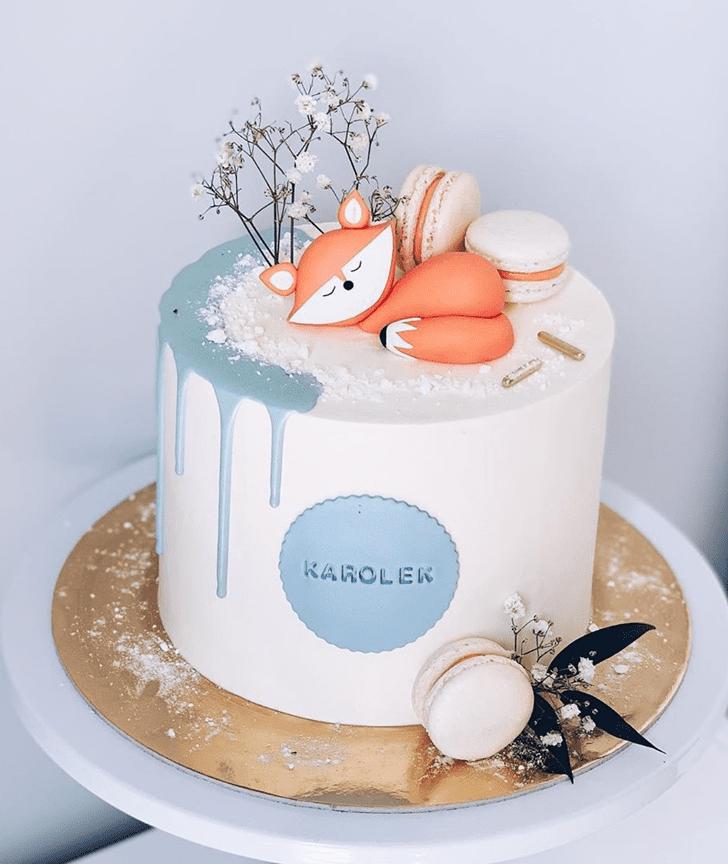 Ravishing Fox Cake
