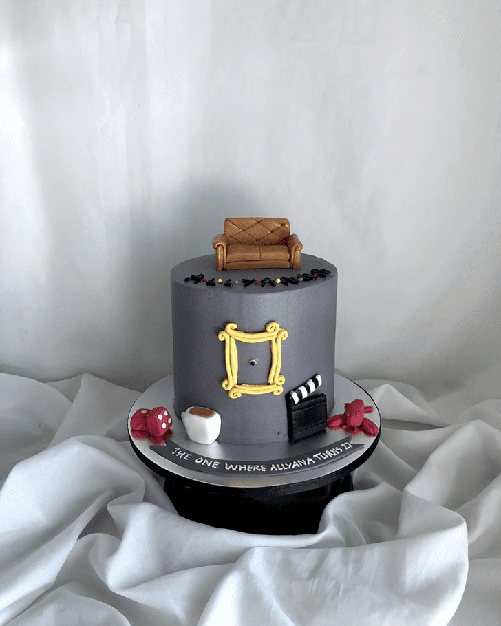 Adorable Friends Cake