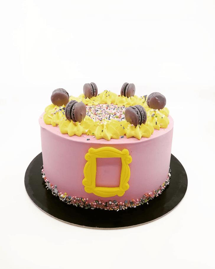 Fair Friends Cake