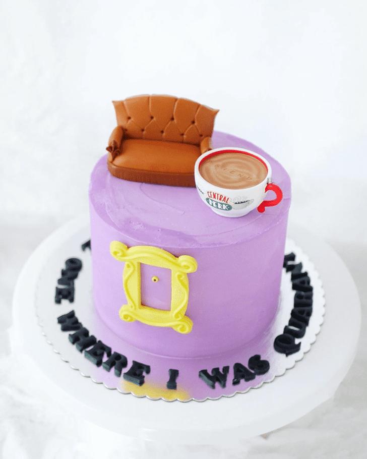 Fine Friends Cake